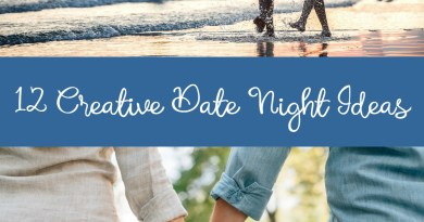 12 Creative Date Night Ideas