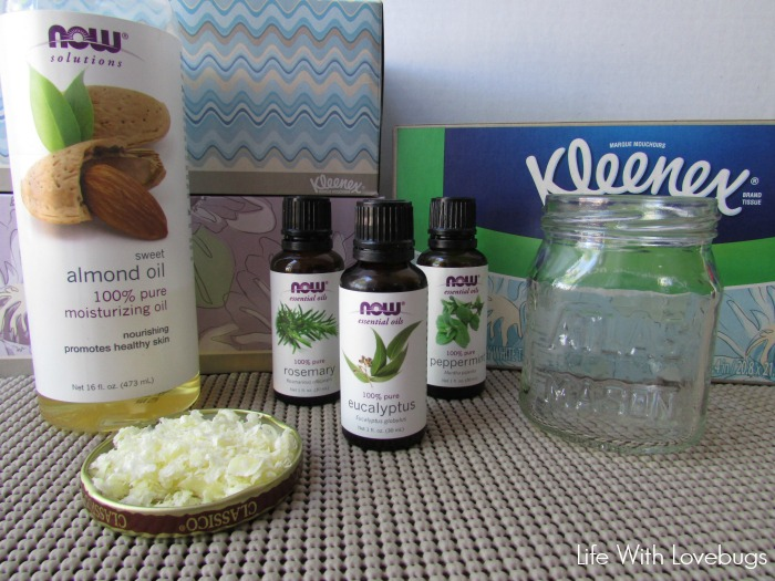 How to Make Natural Vapor Rub Ingredients