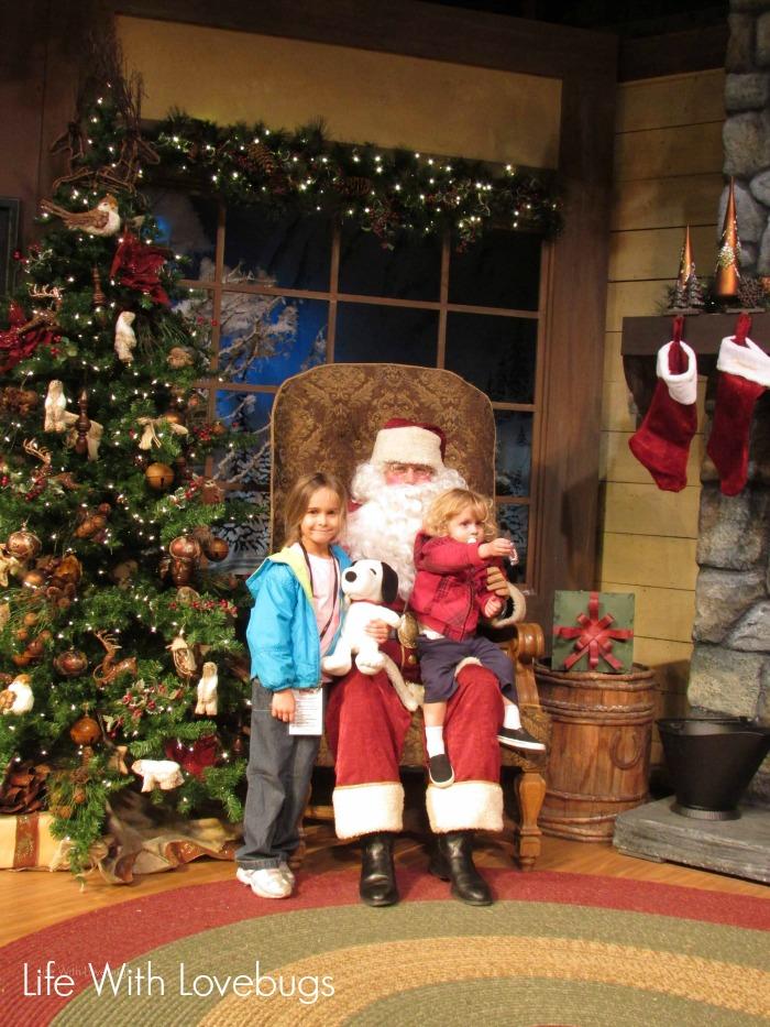 Knott\'s Merry Farm Christmas Season 2014 - Life With Lovebugs