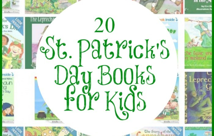 20 St. Patrick's Day Books for Kids