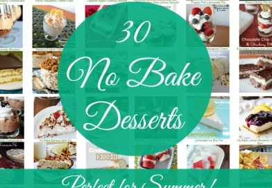 30 No Bake Desserts Perfect for Summer!