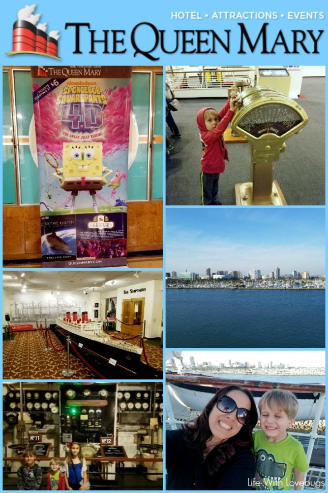 Visit The Queen Mary - Long Beach, CA