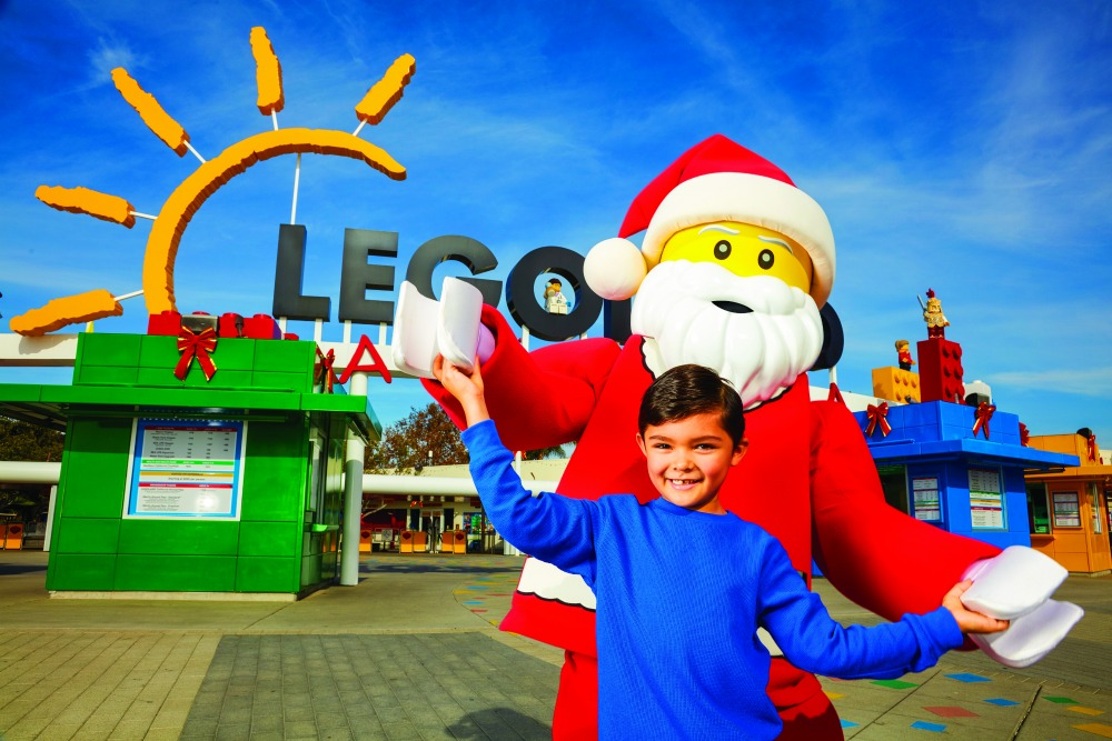 Holidays at LEGOLAND California