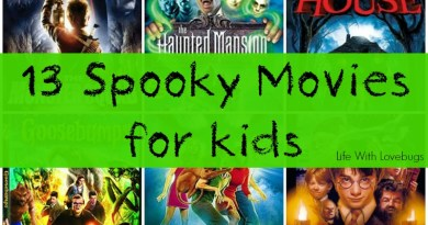 13 Spooky Kids Movies