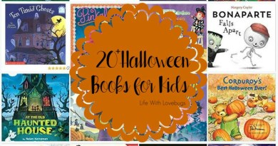 20+ Halloween Books for Kids