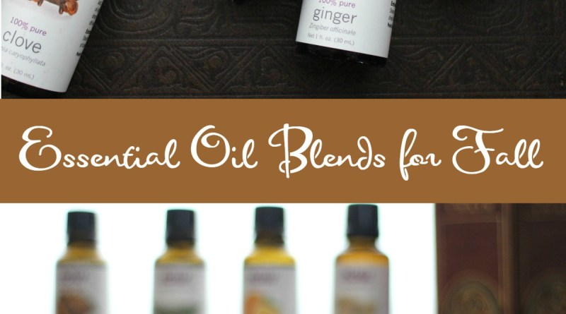 10 Fall Essential Oil Blends for Your Home