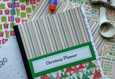 How to Make a Christmas Planner