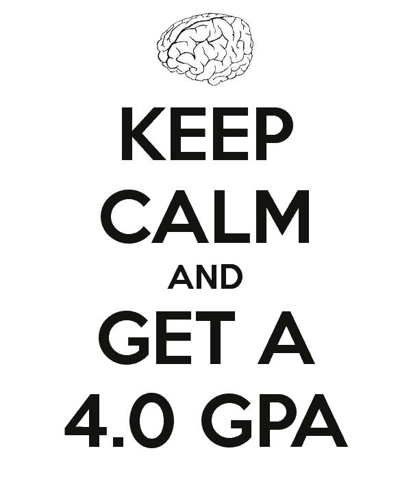 get good grades