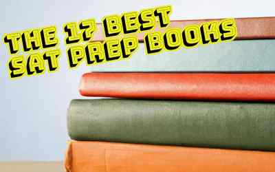A Pro Tutor's 17 Best SAT Prep Books