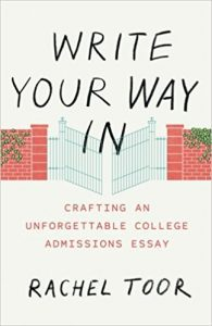 Write Your Way In: Crafting an Unforgettable College Admissions Essay