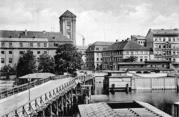 Waisenbrücke 1888