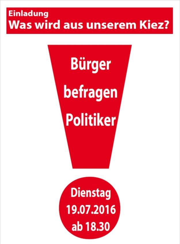 Politikerbefragung
