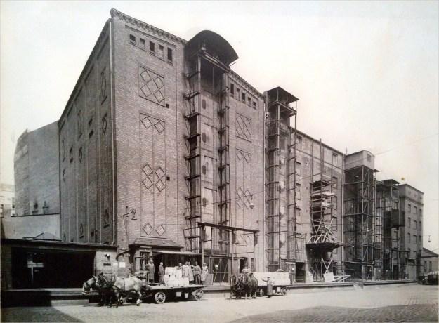 Eisfabrik Kühlhäuser 1933