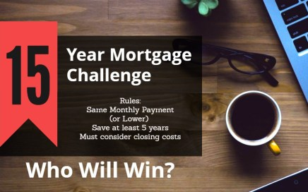 15 Year Mortgage Rates Challenge Rules