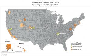 Loan Max VA and Conforming Loan Limits