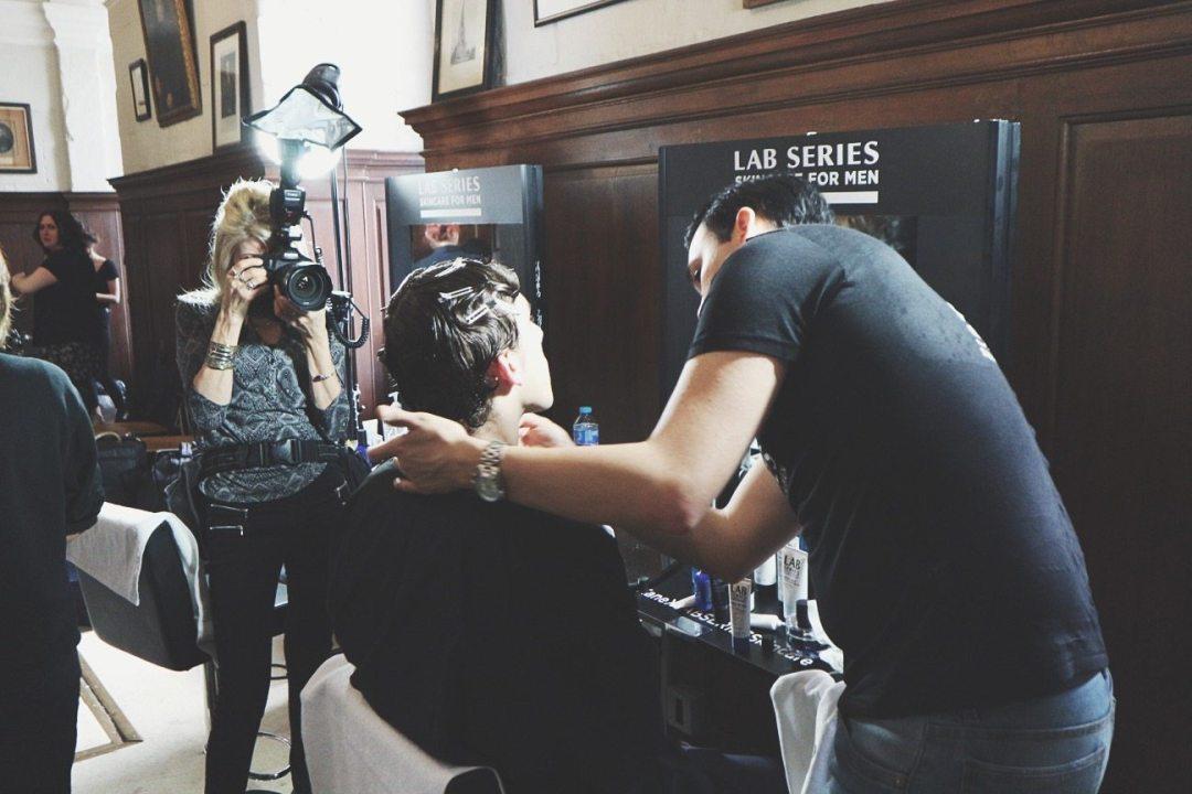 Joshua Kane   Lab Series  Hair and Grooming   LCM SS17