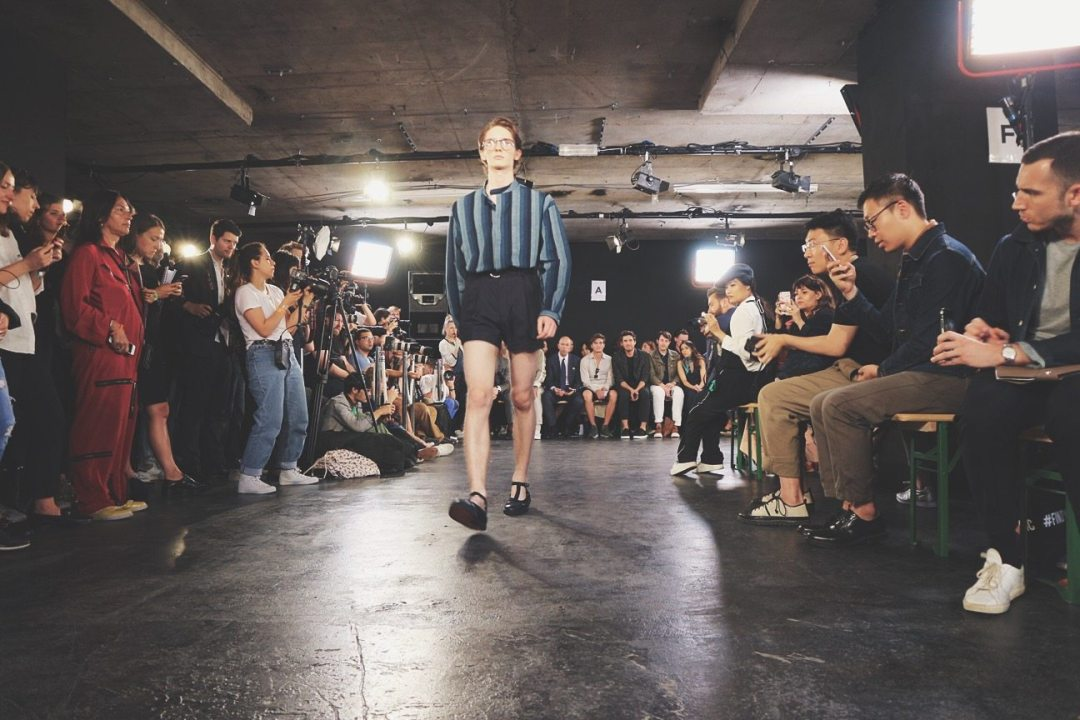 E Tautz   Label M   Hair and Grooming   LCM SS17