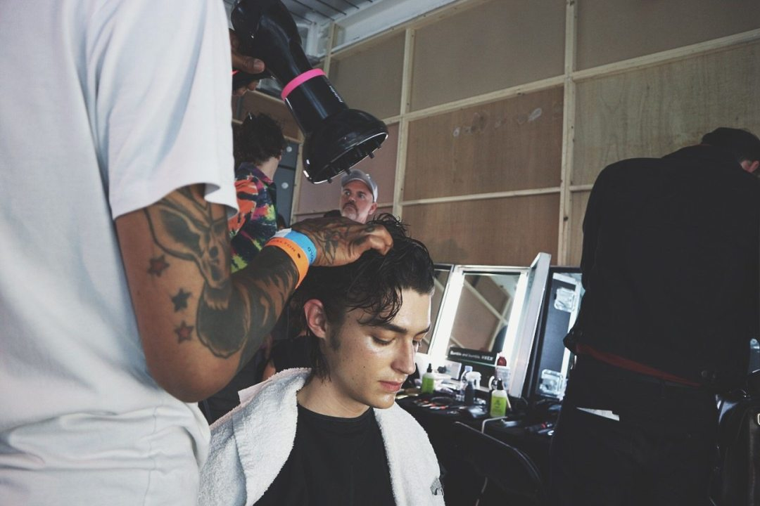 Lou Dalton   Bumble and Bumble   Hair and Grooming   LCM SS17