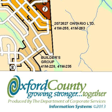 Oxford County - Subdivision Activity