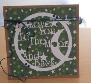 Love you to the moon and back map