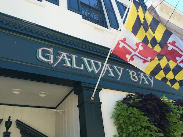 Galway Bay Irish Pub, Annapolis MD