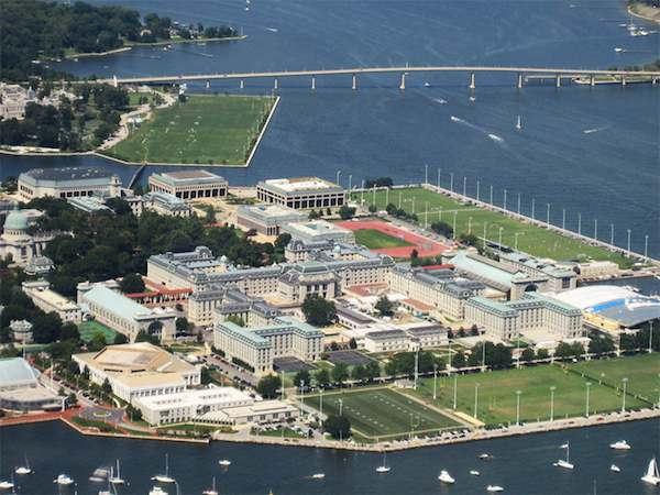 US Naval Academy, photo by USNAPrep.com