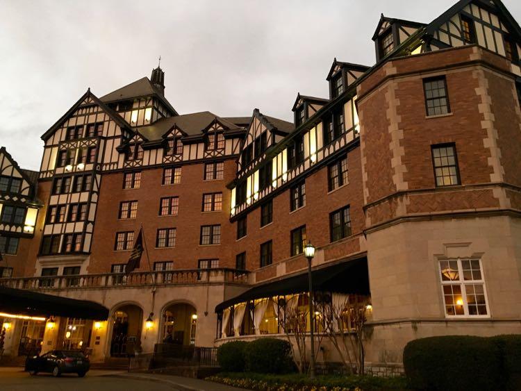 Hotel Roanoke, hotels near Virginia Tech