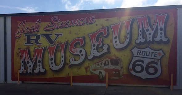 things to do in Amarillo: Sizemore's RV Museum