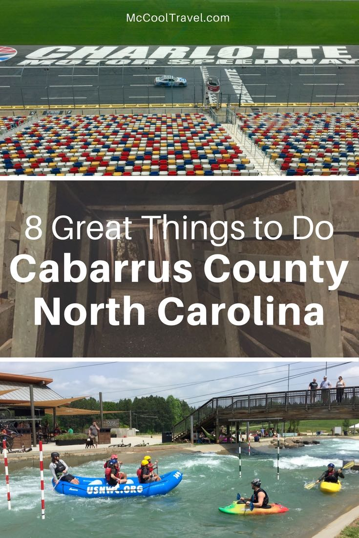 Cabarrus County North Carolina travel, things to do | Enjoy NASCAR, Drag Racing, whiskey prison, outdoor adventures, and more with our 8 great things to do on a Cabarrus County getaway to North Carolina.