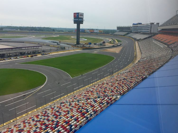 Speedway Club view Cabarrus County NC