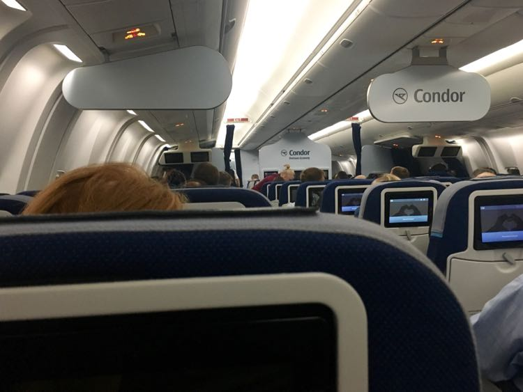 Condor Airlines by Thomas Cook