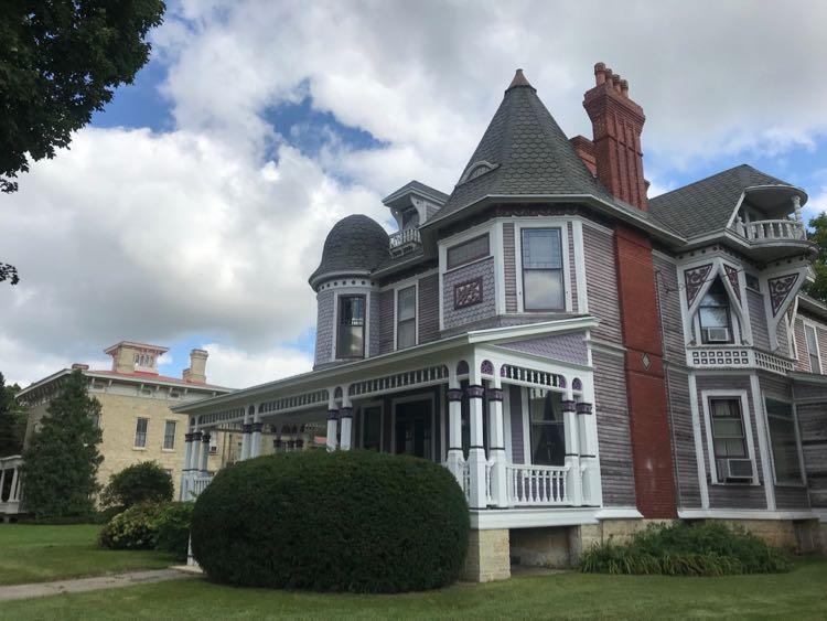 Janesville historic district tour