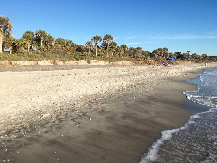 Caspersen Beach Sarasota FL