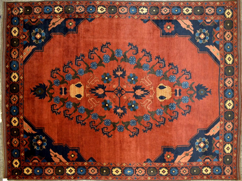 21905 2 7.1x9.4 Afghani Area Rugs Phoenix