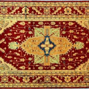 556-2 8.4x11.9 Pakistan Rug