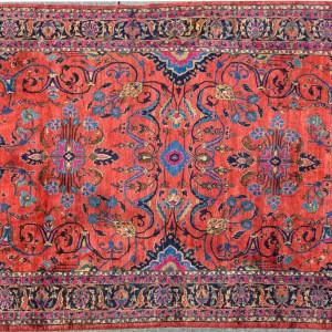 912-7 9x11.3 Persian Rug