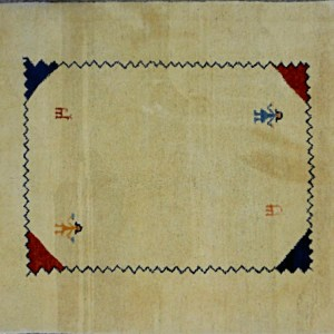HH-14 4.11x6.7 Persian Gabeh Area Rugs Phoenix