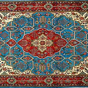 HH-20 9.9x13.2 Persian Ghom Rug