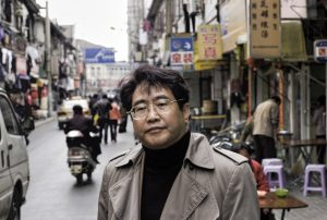 Shanghai Redemption author Qiu Xiaolong courtesy St. Martins Press