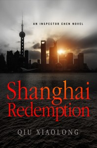Shanghai Redemption courtesy St. Martins Press