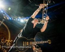 Breaking Benjamin photo by Sean Derrick/Thyrd Eye Photography