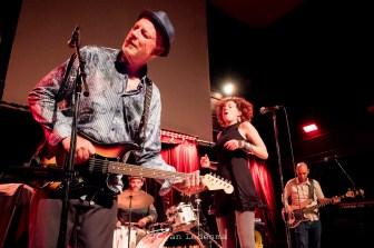 The Green McDonough Band photo by Ryan Ledesma Photography
