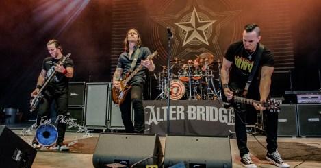 Alter Bridge photo by Sean Derrick/Thyrd Eye Photography