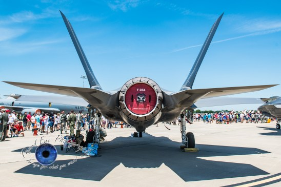 F-35 photo by Sean Derrick/Thyrd Eye Photography