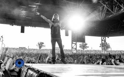 Bret Michaels of Poison. Photo by Sean Derrick/Thyrd Eye Photography
