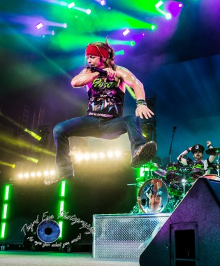 Bret Michaels of Poison. Photo by Sean Derrick/Thyrd Eye Photography