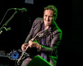 Vivian Campbell of Def Leppard. Photo by Sean Derrick/Thyrd Eye Photography