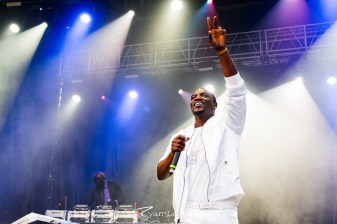 Akon at Fair Saint Louis photo by Ryan Ledesma