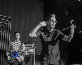 Fitz and the Tantrums photo by Sean Derrick/Thyrd Eye Photography