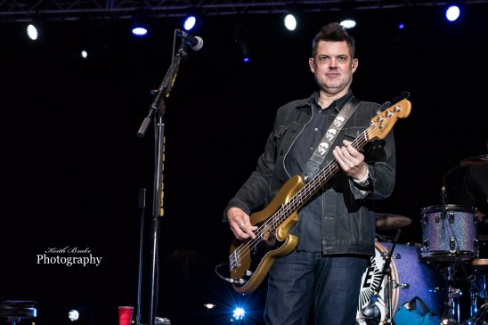 Better Than Ezra in Alton. Photo by Keith Brake Photography.